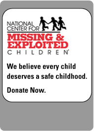 National center for missing and exploited children